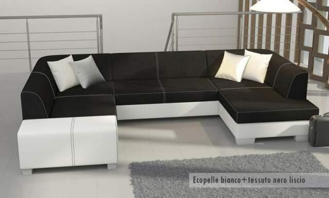 Favoloso divano letto angolare!