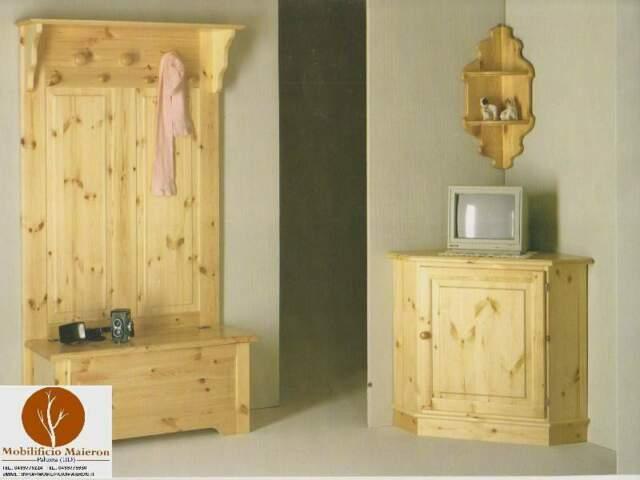 Mobili in legno rustico: Base angolo 70x70 nuovo prezzo