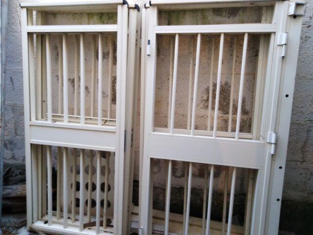 Ringhiera con cancello in alluminio €150