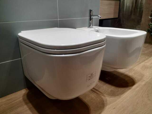 Sanitari wc e bidet