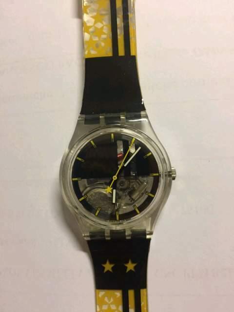 Orologi swatch juvecentus speciale 100 anni juventus