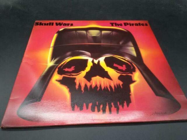 Disco 33 giri the pirates skull wars