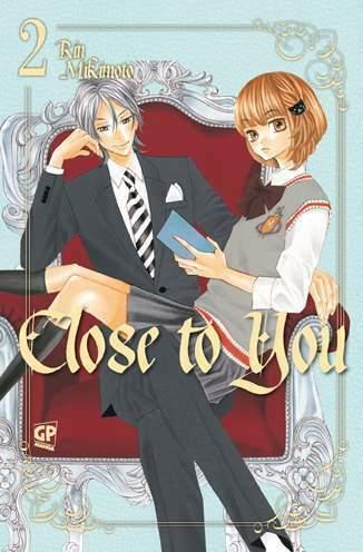 Manga Close to you dal 1 al 4 volume