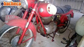 Moto Gilera Rossa super