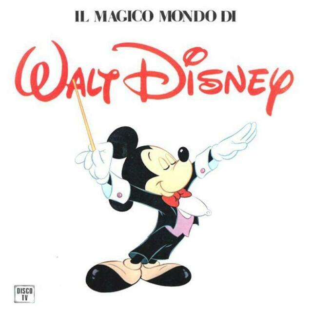 Various - il magico mondo di walt disney