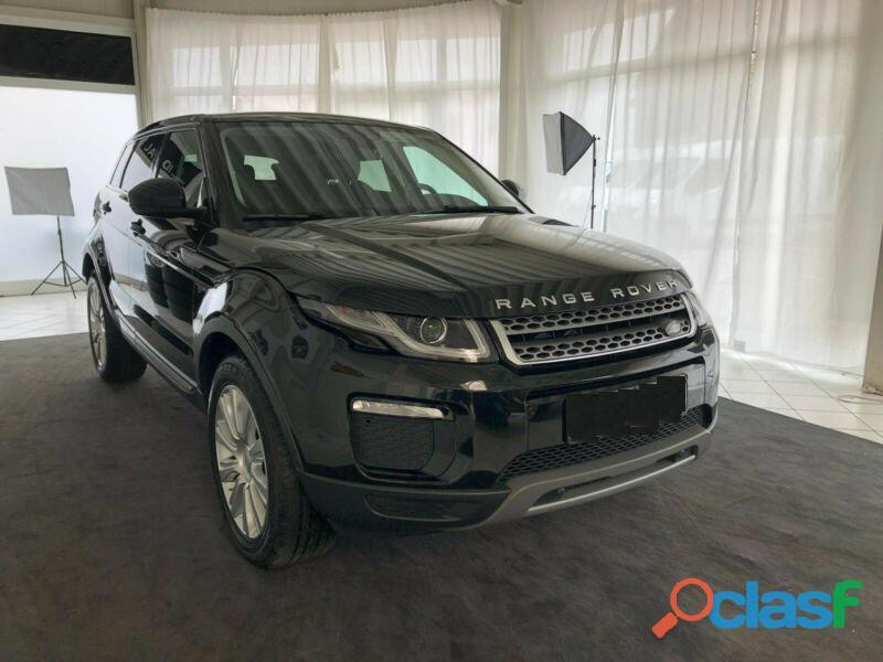 2018 Land Rover Range Rover Evoque Pelle Panoramico