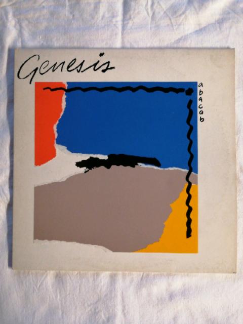 Genesis - abacab lp prima stampa italia  vertigo in