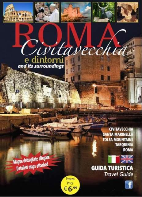 """Guida turistica """"Civitavecchia e dintorni"""""""