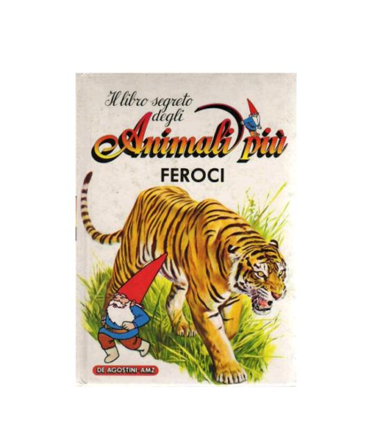 Il Libro Segreto degli Animali più Feroci - OTTIME
