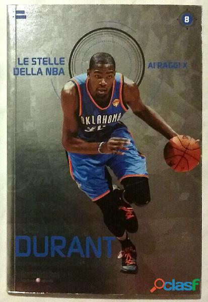 KEVIN DURANT LE STELLE DELLA NBA AI RAGGI X OKLAHOMA ED.LA