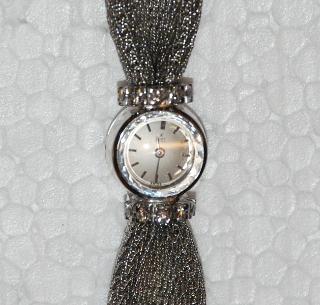 Orologio donna Ebel Cartier oro 18kt e diamanti