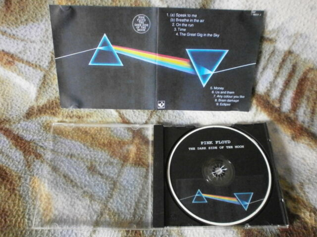 PINK FLOYD: The Dark Side of the Moon (CD)