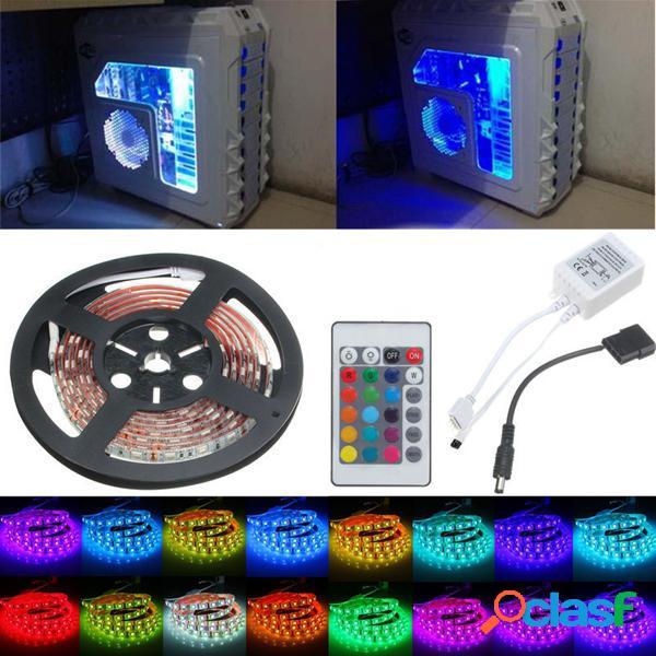 0.5/1 / 1.5 / 2 milioni di RGB 5050 16 colori LED luci di