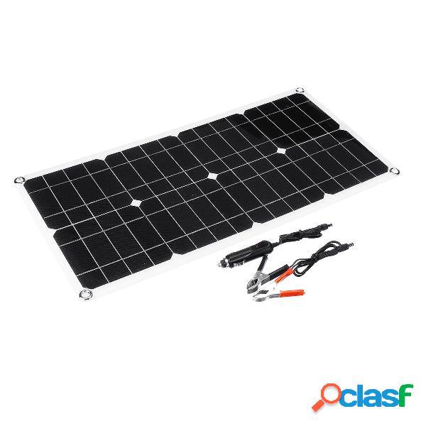 100W 18V Dual USB solare Pannello Batteria solare Modulo