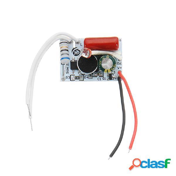 10pcs LED Luce corridoio luce di controllo del suono e della