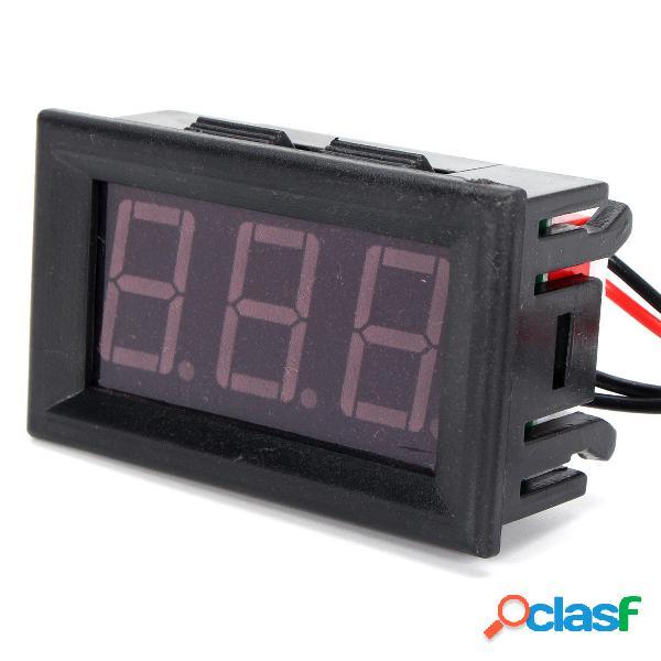 12V Display Digitale Termometro LED Misuratore di