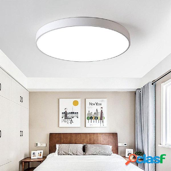 12W / 18W / 24W / 36W moderno rotondo LED plafoniera