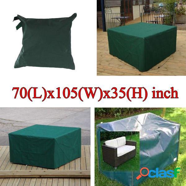 180x268x90cm giardino mobili da esterno impermeabile
