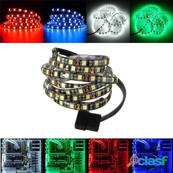 1m impermeabile 5050 LED flessibile striscia di luce di
