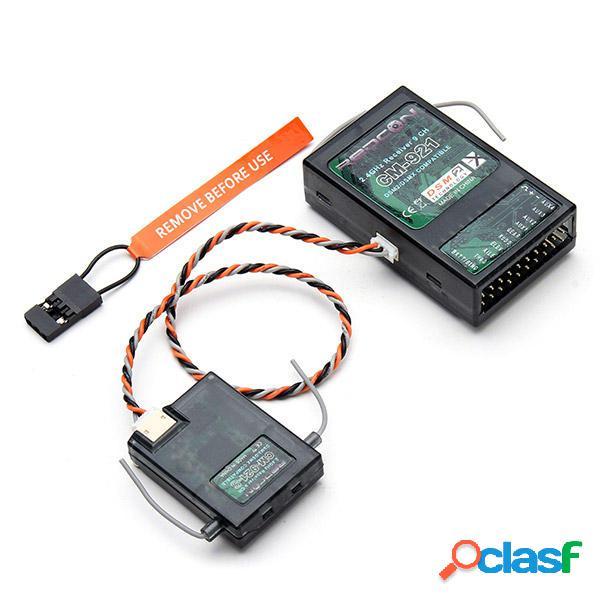 2.4G 9CH CM921 DSM2 DSMX compatibile ricevitore W / CM921S