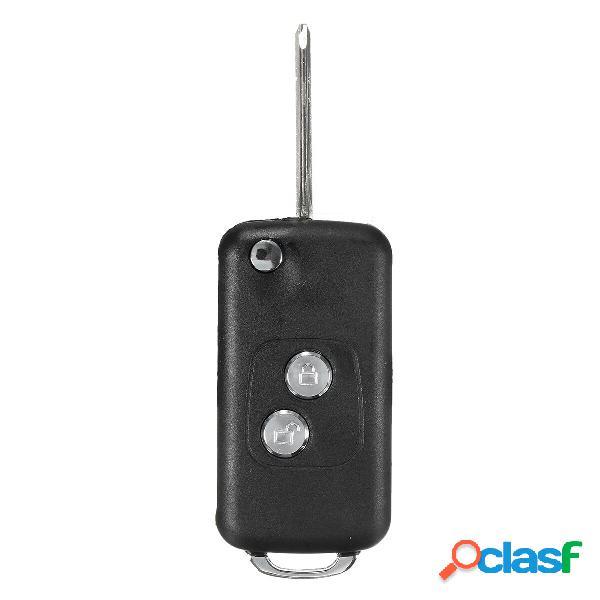 2 Bottone remoto Portachiavi vibrazione Custodia non