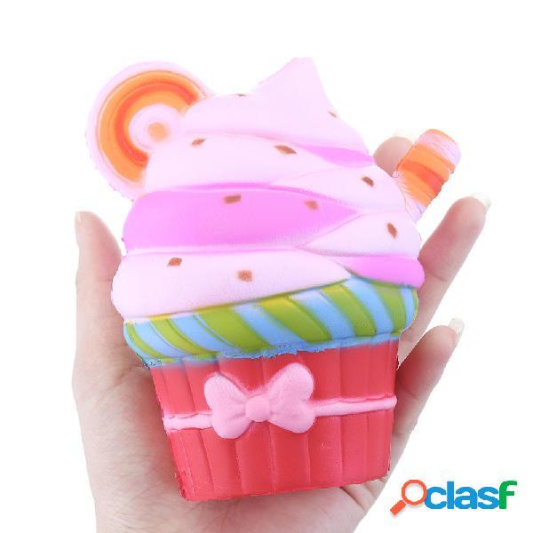 2019 Squishies Soft Kawaii Cream Cake Slow Rising Squeeze
