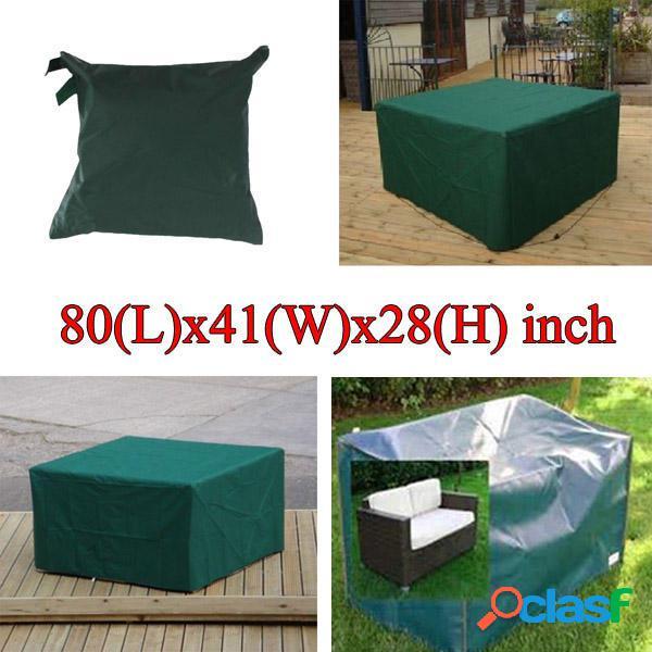 205x104x71cm giardino mobili da esterno impermeabile