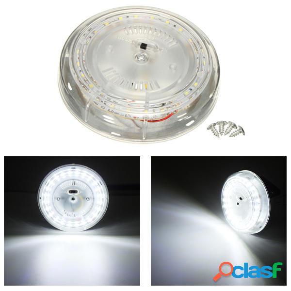 24 LED bianco LED soffitto del tetto interno lettura luce