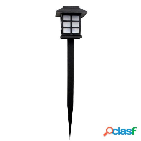 2/4/8 Pack Outdoor solare Light Power LED Path Way Wall