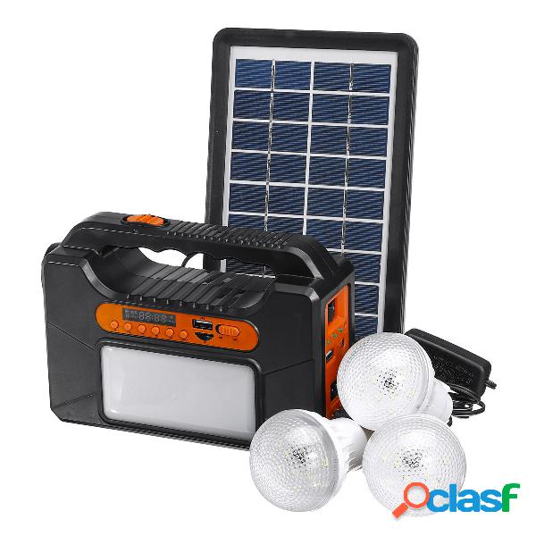25w Emergency Portable solare Panel Power Generator 3
