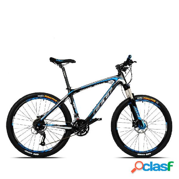 26 Pollici Bicicletta Mountain Bike Telaio in Fibra di