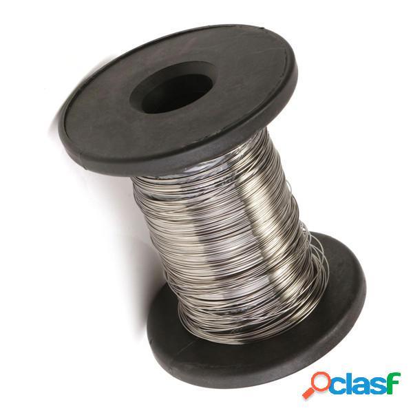 304 Filo in acciaio inossidabile Lunghezza 30 M Filo