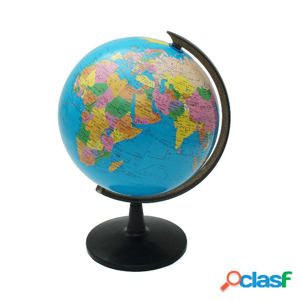 32 centimetri di rotazione del globo della terra del globo