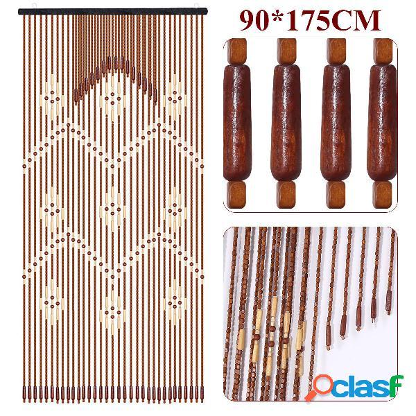 32 linee perline in legno per tende per tende per tende a