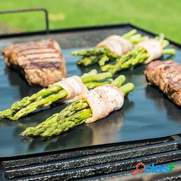 33X40 centimetri riutilizzabile barbecue grill tappeto