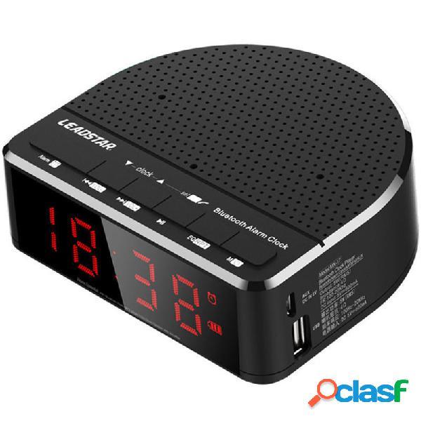 353.698 MX-17 Altoparlante portatile wireless Bluetooth LED