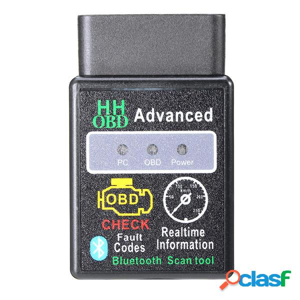 3PCS / 5PCS / 10PCS ELM327 auto OBD2 CAN BUS Scanner Tool