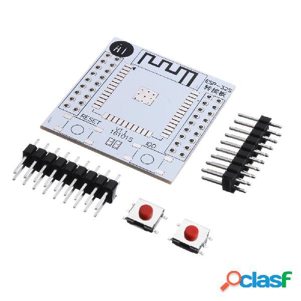 3pcs ESP-32S Scheda adattatore WIFI Bluetooth modulo modulo