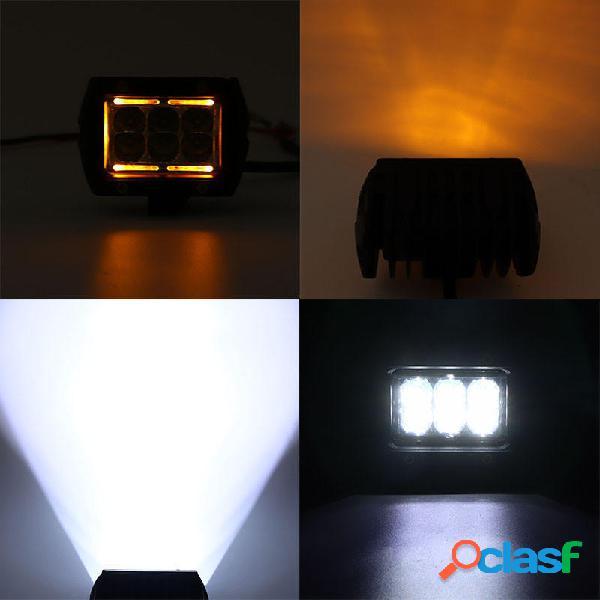 4 Pollici 60W LED barra luminosa da lavoro Spot Flood Combo