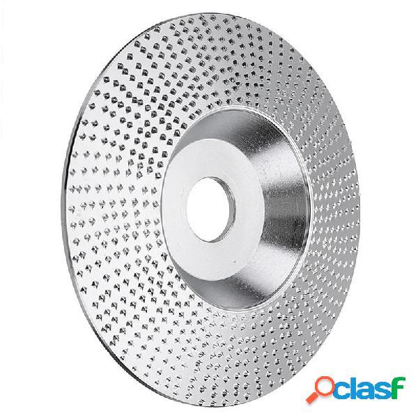 4 Pollici Disco abrasivo per levigatura a disco in metallo