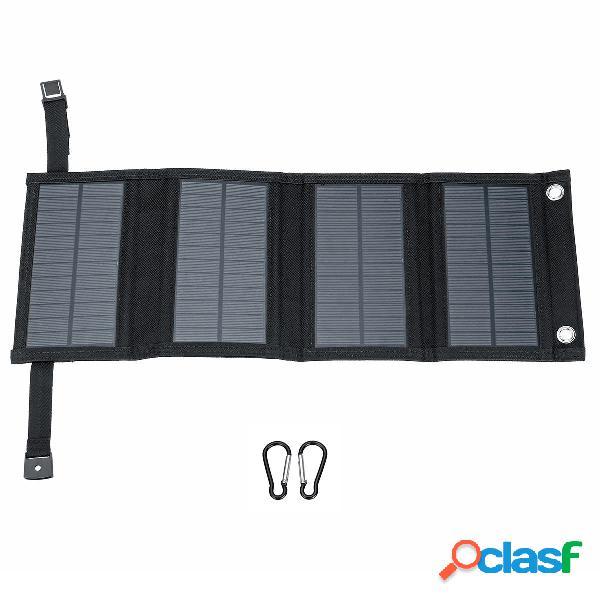 40W Sunpower solare Pannello pieghevole Borsa con presa USB
