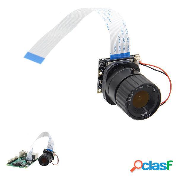 4mm Focal Lunghezza Visione notturna 5MP NoIR fotografica