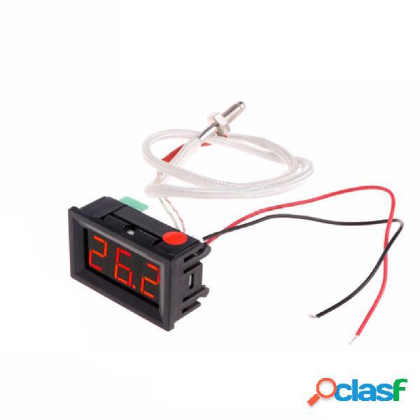 5 pezzi XH-B310 Digital Tube rosso LED Display Termometro
