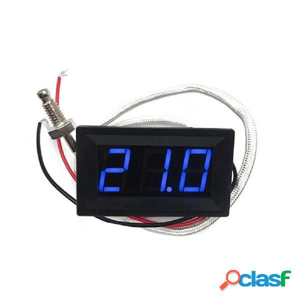 5 pezzi XH-B310 Tubo digitale blu LED Display Termometro 12V