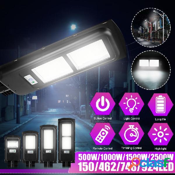 500 W 1000 W 1500 W 2500 W 150/462/748/924 LED solare Power