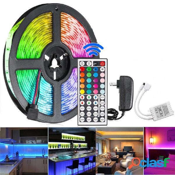 5M 300 LED Striscia di luce di striscia impermeabile lampada