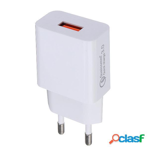 5V 2A EU Plug USB-C Adattatore di ricarica super veloce per