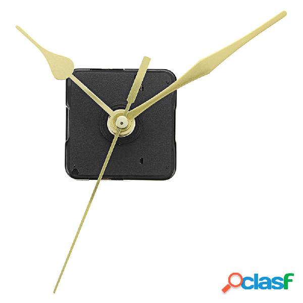 5pcs 20mm Shaft Lunghezza Gold Hands Orologio da parete al