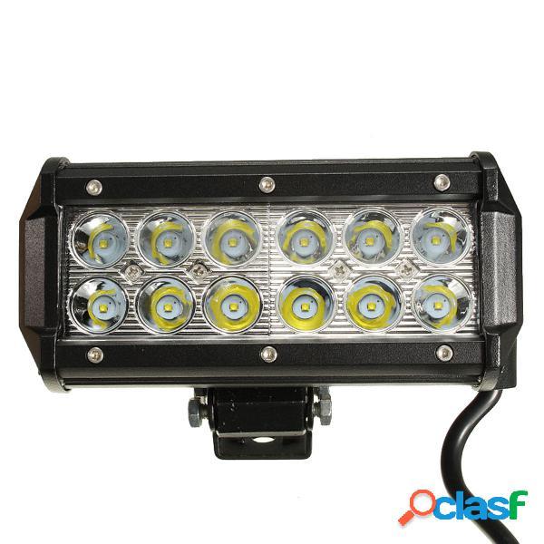 6.5 pollici LED barra luminosa da lavoro fascio di luce