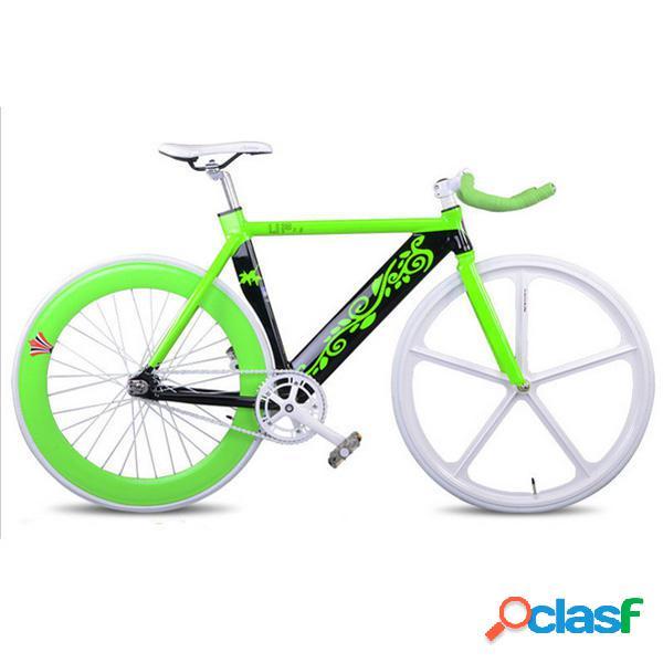 700c INBIKE scatto fisso bicicletta alluminio bici